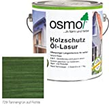 Barniz color verde oscuro 0,75 Litro Verde oscuro 0,75 litro