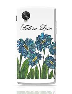 PosterGuy Fall In Love Art Illustration Art Illustration Google Nexus 5 Cover