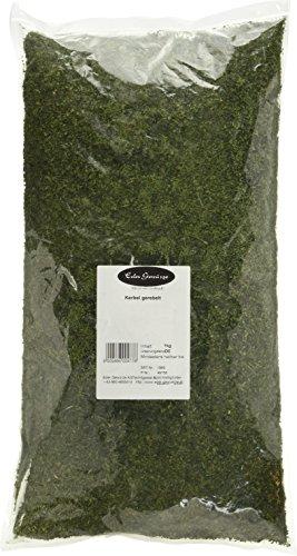 Eder Gewürze - Kerbel gerebelt - 1 kg, 1er Pack (1 x 1 kg)