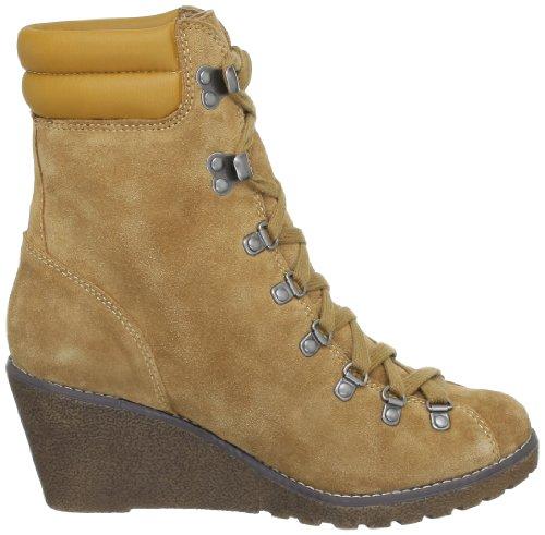 Kaporal Coline, Chaussures montantes femme Beige