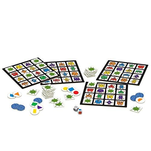 Imagen 1 de Orchard Toys El bingo de los monstruos - Juego de mesa