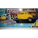#32078 Ertl American Graffiti '32 Ford Deuce Coupe 1/18 Scale Diecast by Ertl