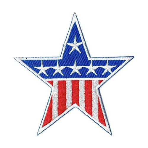 defdabc6a578b EE.UU. America Flag Patch '9.5 x 9.5 cm' - Parche Parches Termoadhesivos  Parche Bordado Parches Bordados Parches Para La Ropa Parches La Ropa ...