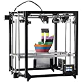 FLSUN 3d Printer Square DIY Kit Touch Screen Auto Nivellierung Druck Größe 260X260X350 mit Auto Level beheizte Bett Präzision
