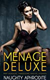 Menage Deluxe: MMF Bisexual Threesome Erotic Stories (English Edition)