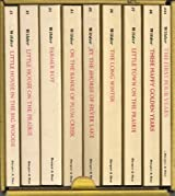 The Complete Set of Laura Ingalls Wilder's Little House Books 9 Volumes