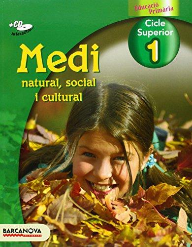 Medi natural, social i cultural 1 CS. Llibre de l'alumne (Materials Educatius - Cicle Superior - Coneixement Del Medi Natural) - 9788448924010