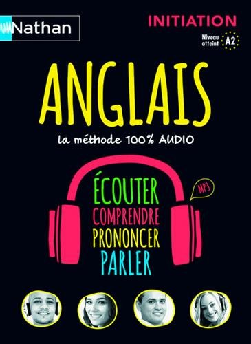 Anglais - Coffret Initiation 100% Audio