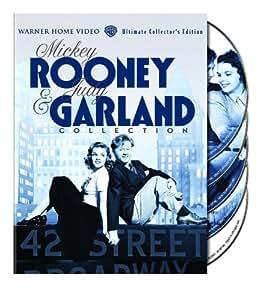 Mickey Rooney & Judy Garland Collection [DVD] [Region 1] [US Import]