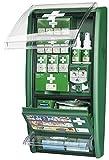 Cederroth First Aid & Burn Station für Verletzungen und Verbrennungen