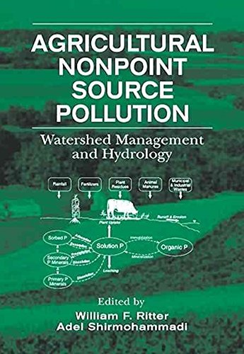 [(Agricultural Nonpoint Source Pollution : Watershed Management and Hydrology)] [Edited by William F. Ritter ] published on (December, 2000)
