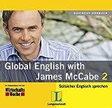 Langenscheidt Global English with James McCabe - Audio-CD 2 mit Begleitheft: Stilsicher Englisch sprechen -