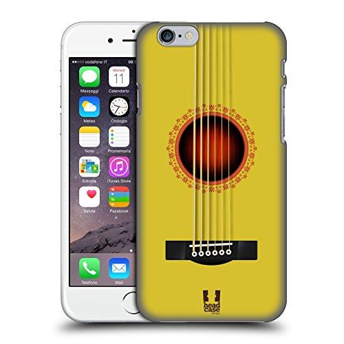 custodia iphone 8 gialla
