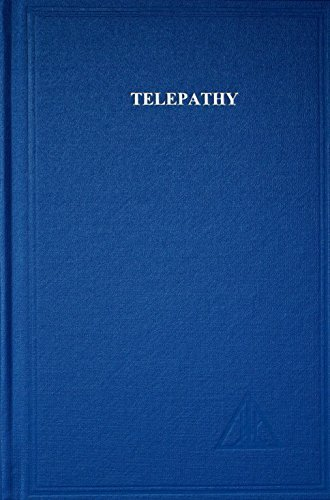 Telepathy and the Etheric Vehicle by Alice A. Bailey (1950-06-01)