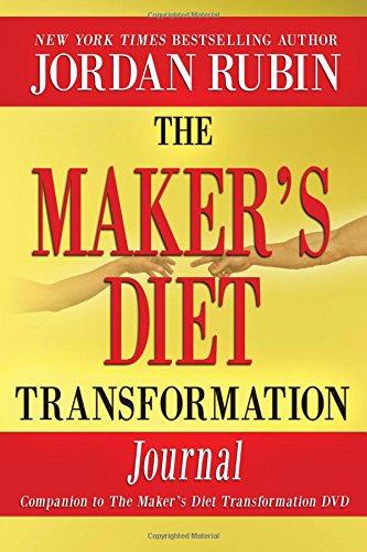 The Maker's Diet Transformation Journal: Companion to The Maker's Diet Transformation DVD