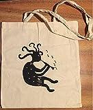 Produkt-Bild: Stoffbeutel Baumwolltasche Beutel Shopper Umhängetasche viele Farbe Black