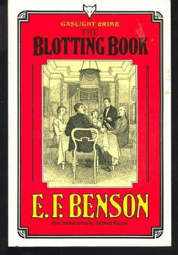 The Blotting Book (Gaslight crime)