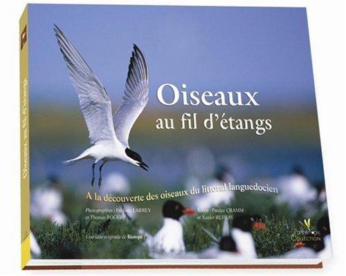 Oiseaux au fil d'étangs : A la découverte des oiseaux du littoral languedocien