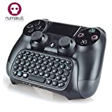 Sony Playstation PS4 Bluetooth Wireless Mini-Tastatur Tastatur Adapter für PlayStation 4 DualShock Controller