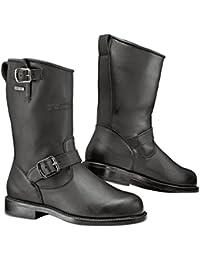 TCX S-Sportour Motorcycle Boots Negro negro Talla:EU 43 6aKV0CfpS