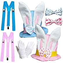 Adults / Kids World Book Week Book Day Easter Bunny Fancy Dress Costume