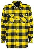 Dickies Herren Freizeithemd Sacramento, Gelb (Yellow YL), X-Large