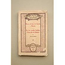 Historia de Juan de Salcedo y Dionisia ; Los tres maridos burlados (Cigarrales de Toledo) / por Tirso de Molina