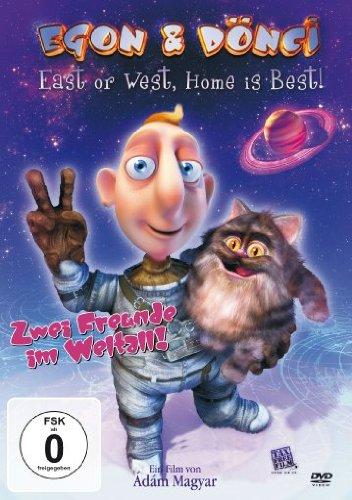 Egon & Dönci - Die Weltraumabenteurer