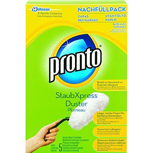 pronto-staubxpress-nachfullpack-ohne-griff-austauschbare-faserkopfe-5-teilig-1-set