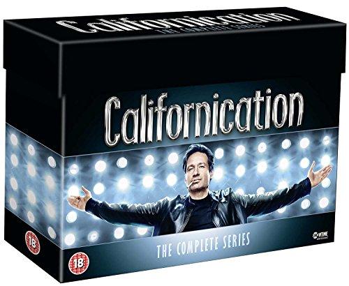 Californication: The Complete Collection (5 Dvd) [Edizione: Regno Unito]
