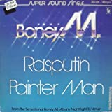 Boney M. - Rasputin / Painter Man - Hansa International - 26 400 XT