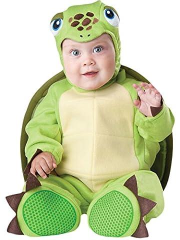 erdbeerloft - Unisex - Baby Karneval Kostüm Baby Schildkröte , Grau, Größe 80-, 1- Jahre (Bauchtanz-kostüme Amazon)