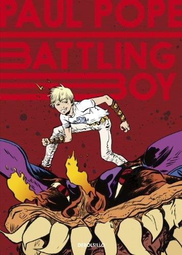 Battling Boy 1 por Paul Pope