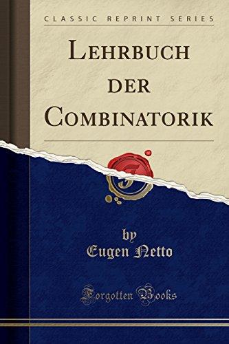 lehrbuch-der-combinatorik-classic-reprint