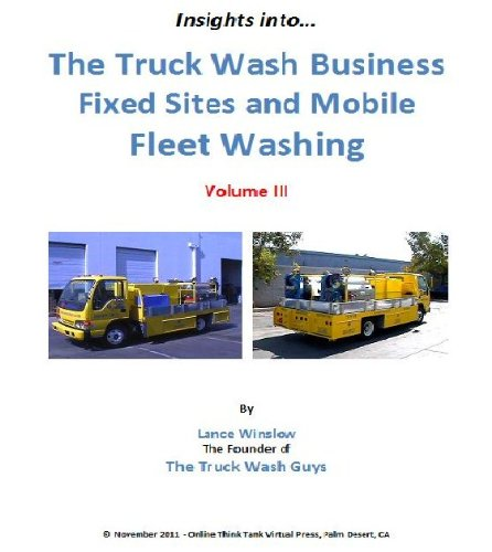 PDF Download Insights Into the Truck Wash Business Fixed