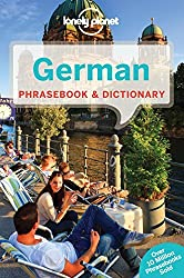 Lonely Planet German Phrasebook & Dictionary (Lonely Planet Phrasebook and Dictionary) by Lonely Planet (2015-04-01)