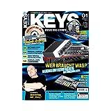 Keys 1 2014 mit DVD - Audio Interfaces - Cinematique Instruments Software auf DVD - Personal Samples - Free Loops - Audiobeispiele