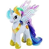 TY–TY41182–My Little Pony–peluche de Princesa Celestia–20cm