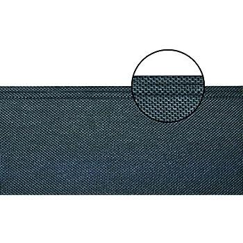 leco sonnenrollo b 200 cm aluminium kunststoffgewebe wei grau. Black Bedroom Furniture Sets. Home Design Ideas