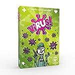 Tranjis Games - Virus! - juego de cartas...