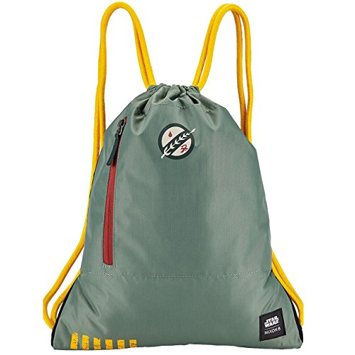 nixon-herren-umhangetasche-everyday-cinch-bag-sw-boba-fett-green-grosseonesize
