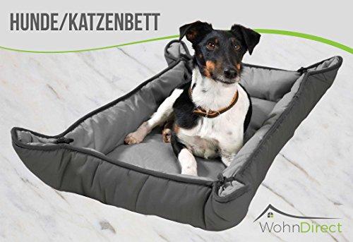 WohnDirect Cama portátil para Mascotas: cómodo