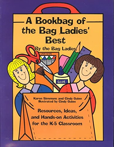 [(Bookbag of the Bag Ladies Best)] [By (author) Karen Simmons ] published on (January, 2013)