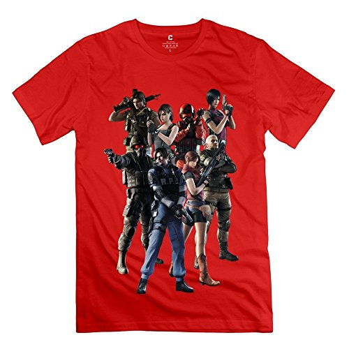 Delifhted Men's Resident Evil Operation Raccoon City T-shirt