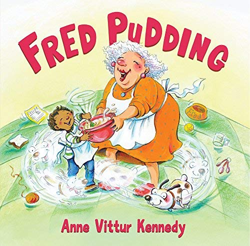Fred Pudding (English Edition)