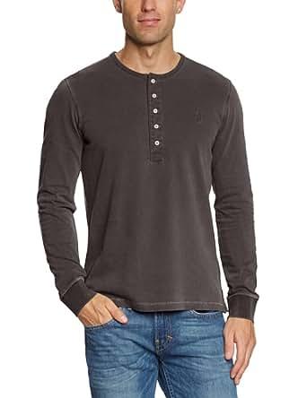 Marc O'Polo Herren Sweatshirt 327 2236 54184, Gr. 50/52 (L), Blau (885 dark night)