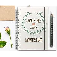 Hochzeitsplaner - Hochzeitscheckliste - Wedding planer PERSONALISIERT Forever in Love