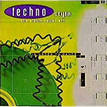 techno style: Album Cover Art