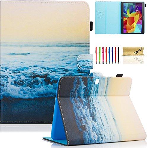 Galaxy Tab 410.1Fall, T530Fall, dteck (TM) Slim Folio Stand Cover Case mit automatischer Wake/Sleep-Funktion magnetisch Smart Shell Case für Samsung Galaxy Tab 410.1sm-t530nu T530T531T535