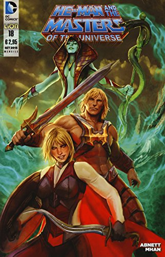He-Man and the masters of the universe: 18